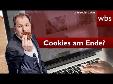 EuGH-Urteil: Das Ende von Cookies? | Rechtsanwalt Christian Solmecke