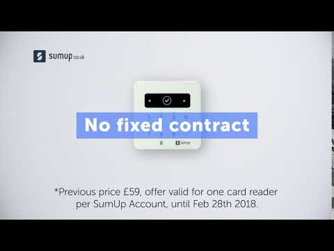 SumUp TV Grow your business - United Kingdom (GB) 10s