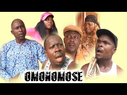 Omonomose [Part 1] - A Must Watch Benin Comedy Movie