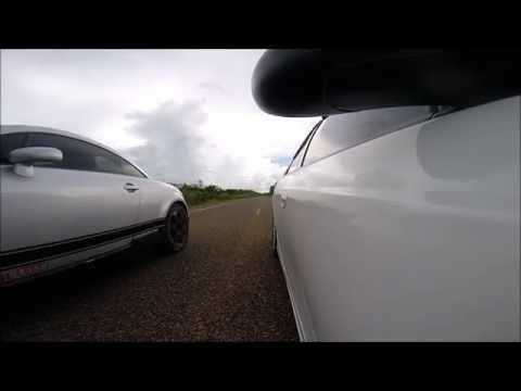 Stock Audi TT 1.8T vs Stock Srt4