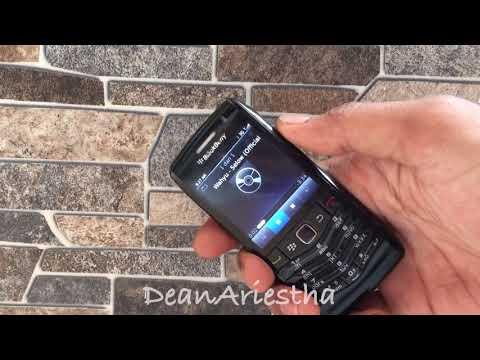 Review Handphone Jadul Blackberry Pearl 9105 Klasik Kamera Musik Nostalgia
