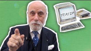 Co-inventor del internet nos invita a contribuir a la red - Vint Cerf thumbnail