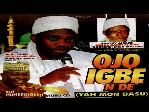 JUDGEMENT DAY - Fadeelat Sheikh Sulaimon Faruq Onikijipa (Al-Miskin Bilah) thumbnail