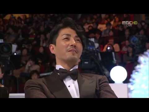 The Greatest Love - Kiss - 2011 MBC Drama Awards