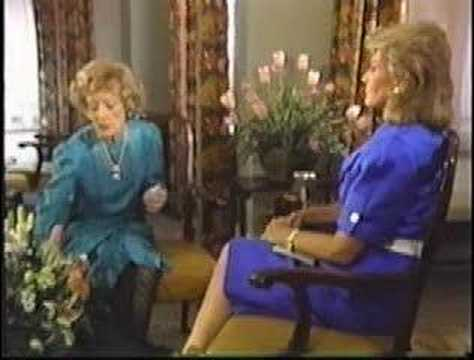 Bette Davis Interview by Barbara Walters Pt1