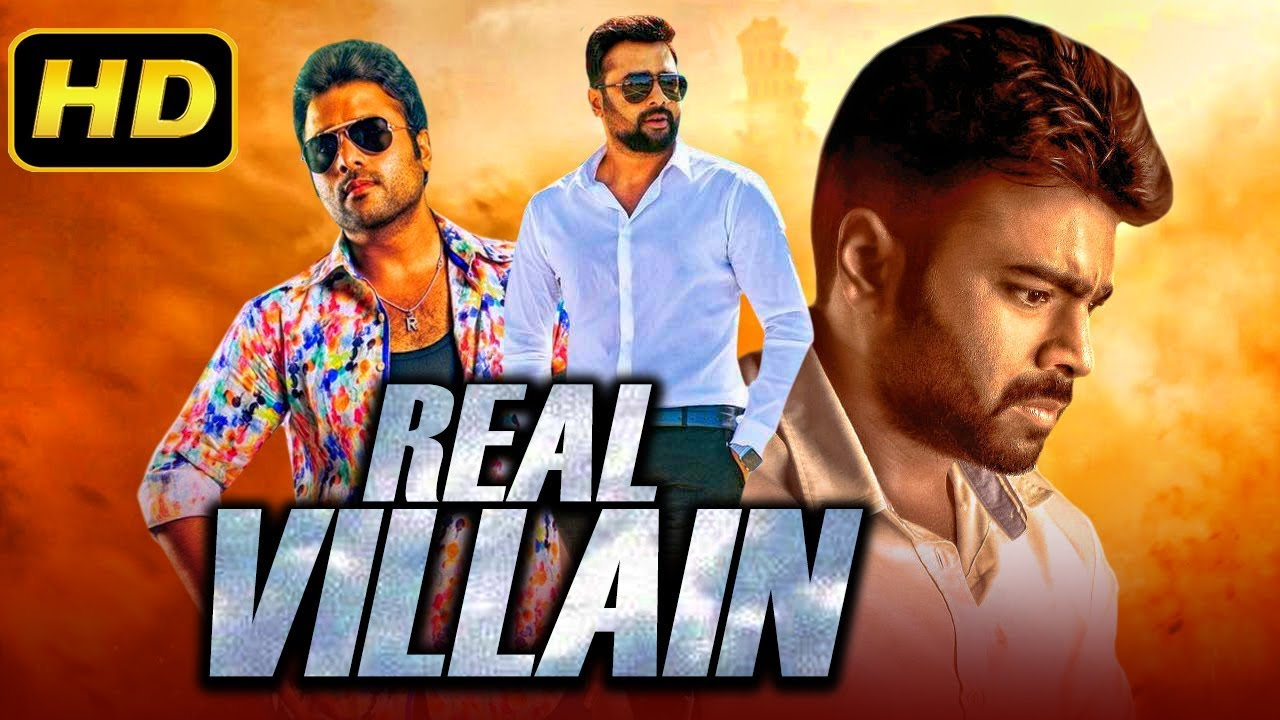 Download Real Villain New South Indian Movies Dubbed in Hindi 2019 Full Movie | Nara Rohit, Namitha Pramod