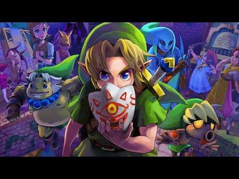 The Legend of Zelda: Majora's Mask 3D Video Review