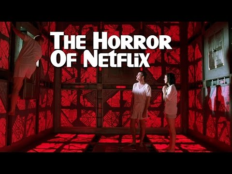 The Cube (1997) Review : The Horror Of Netflix
