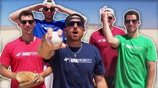 Dude Perfect Desert Drifting BONUS Video
