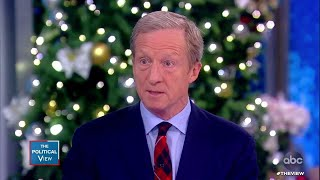 Tom Steyer Talks Impeachment of Trump | The View