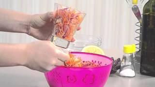 Гавайський салат з моркви | Лінива кухня [10/15]