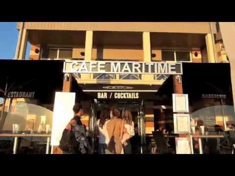 Le Café Maritime - Bar - Restaurant à Lacanau-Océan