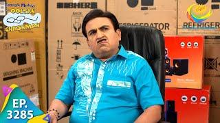 Taarak Mehta Ka Ooltah Chashmah  - Ep 3285 -  Full Episode - 25th October  2021