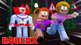 Roblox | Survive The Clown | 2 Player