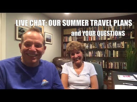 RV Lifestyle Live: Mike and Jen's Live Chat