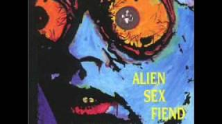 Watch Alien Sex Fiend Est trip To The Moon video