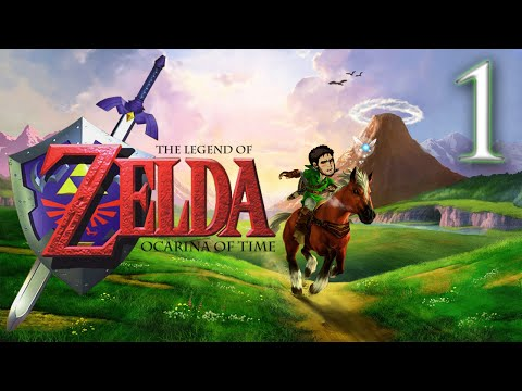The Legend of Zelda: Aquarina of Time - Part 1 - The Deku Tree