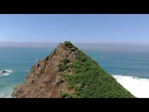 Haystack Rock like you've never seen before