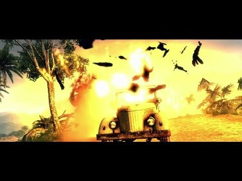 Battlefield Bad Company 2: Vietnam - Phu Bai Valley Action Gameplay Trailer | HD
