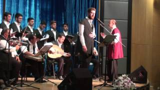 Muş Alparslan Üniversitesi 2016 Kutlu Doğum Haftası Tasavvuf Musikisi Konseri -Furkan Çınar Canım ol