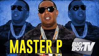 Master P on 'I Got The Hook Up 2', Helping Nipsey Hussle & Giving Back to the Youth