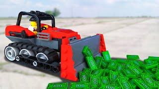 LEGO Ограбление Поезда 🔴 ЛЕГО Мультик