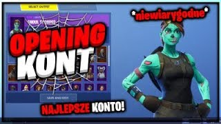 OPENING ACCOUNTS | 2 ACCOUNTS FOR YOU | SCORES OF TAMTO GIVEAWEY | #OPENINGKONT #FORTNITE
