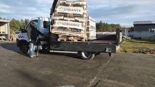 Iveco Daily 2012r. HDS