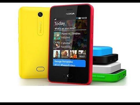 Nokia Asha 501 eknomik akıllı telefon incelemesi