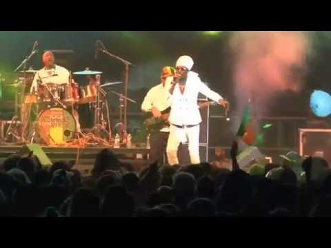 Anthony B Live Reggae On The River Aug 2016