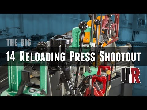 14 Reloading Presses Compared: The BIG Single-Stage Shootout