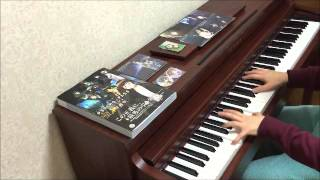 Gambar cover EGOIST All Alone With You 弾いてみた ピアノ