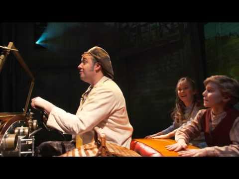 Chitty Chitty Bang Bang - Bristol Hippodrome - ATG Tickets