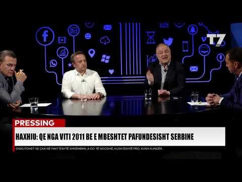 PRESSING, Baton Haxhiu, Dastid Pallaska, Berat Buzhala  - 11.09.2018