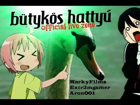 MarkyFilms - Bütykö$ Hattyú Ft.Extr3mgamer,Aron (Official LIVE Remix)