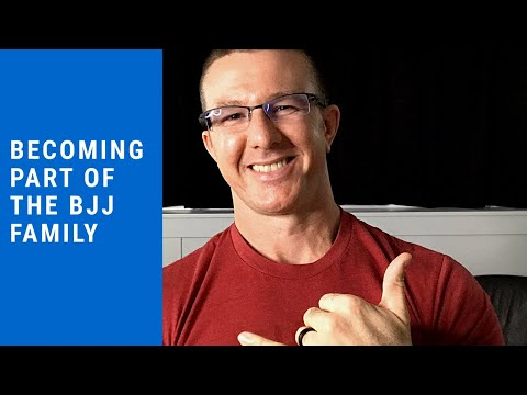 How to become part of the BJJ family