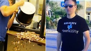 Douche Pays Ticket with 21,000 PENNIES | What's Trending Now