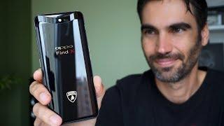 Oppo Find X + edición Lamborghini | review en español