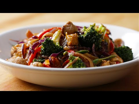 Stir Fry Inspired by Migos