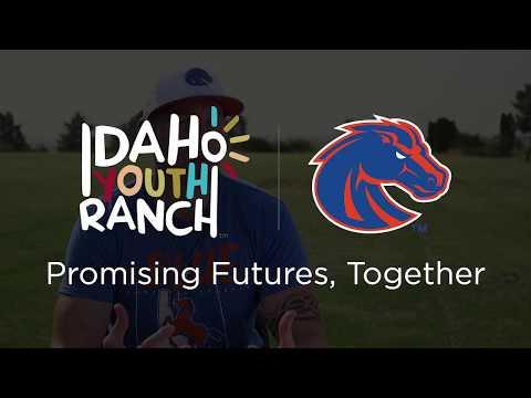 Idaho Youth Ranch & Boise State University athletics announce partnership