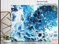 American Crafts: Paint Pour Flip Cup Dirty Pour with Dimethicone using the brand new Color Pour