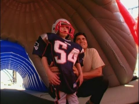 My Wish: Andrew Meets Tedy Bruschi