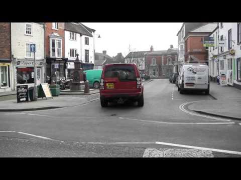 Town Centre, Alford, Lincolnshire