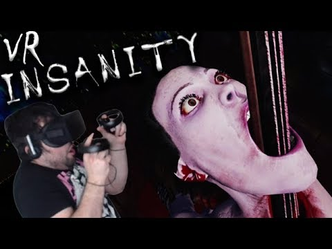 RUN FOR YOUR LIFE! | Insanity VR