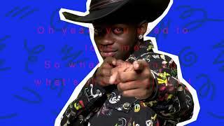 Panini Lil Nas X Lyrics