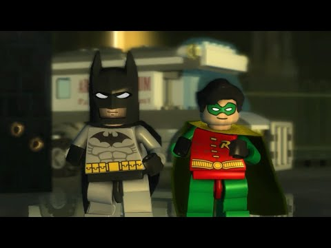 Lego Batman The Videogame To The Top Of The Tower (The End)  