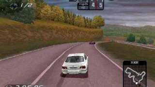 Need For Speed: Road Challenge/High Stakes (PSone)
