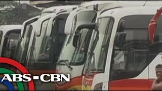 LTFRB suspends 42 Victory Liner buses