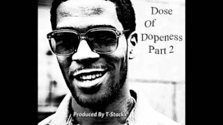 Kid Cudi Dose of Dopeness Part 2 Prod. By T Stackx