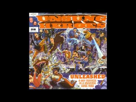 Unsung Heroes  The Norm Ft. SiahYeshua daPoED